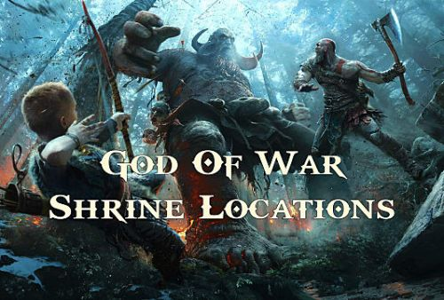 God Of War (2018) Complete Shrine Locations Guide