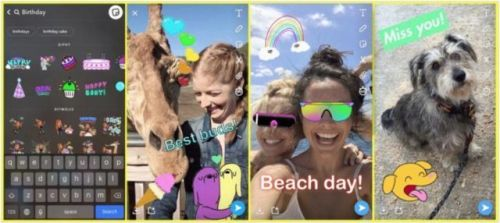 You May Soon Be Able To Embed Music In Snapchat Posts