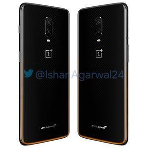 OnePlus 6T McLaren Edition leaks out entirely in new marketing images