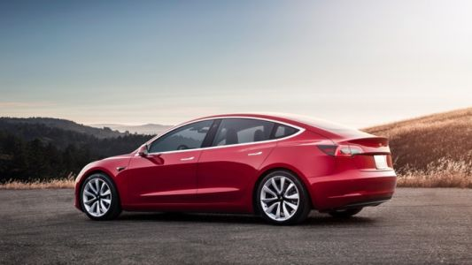 New Performance Tesla Model 3 In The Works