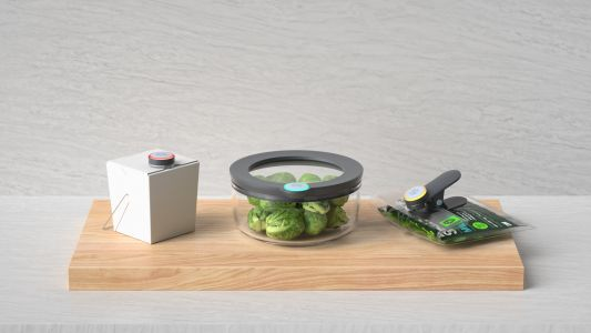 Amazon Alexa-enabled Tupperware tells you when it's time to throw out food