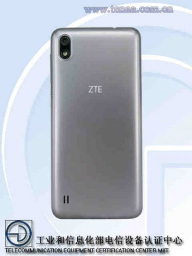ZTE A606 Gets Certified With 2GB Of RAM, 18:9 Display
