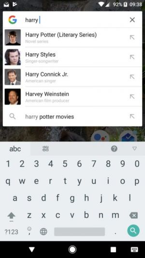 Google Testing Thumbnails In Mobile Search Suggestions