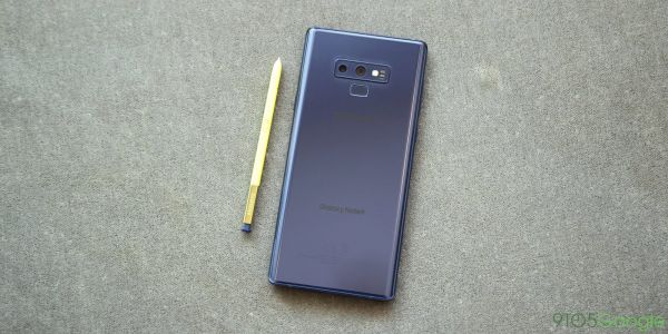 Samsung's Galaxy Note 9 is already selling better than the Galaxy S9 w/ pre-orders
