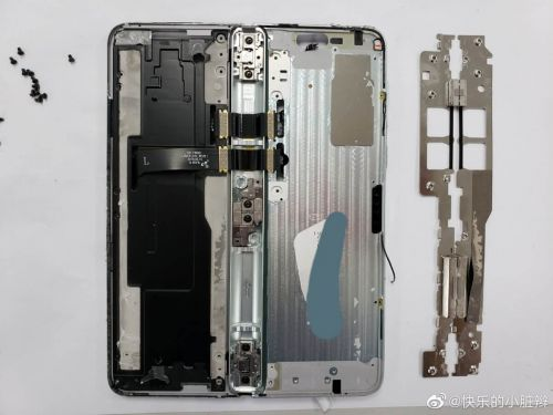 Weibo User Dissects Problematic Samsung Galaxy Fold