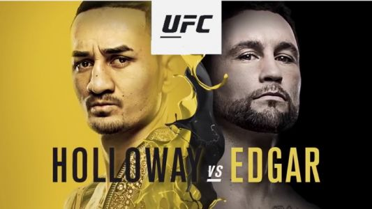 UFC 240 live stream: how to watch Holloway vs Edgar tonight from anywhere