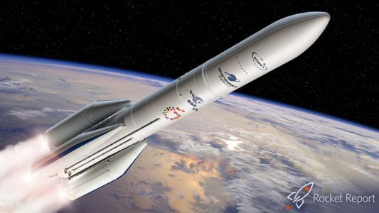 Rocket Report: A new Delta 2, Blue Origin inks with NASA, a fiery Falcon Heavy