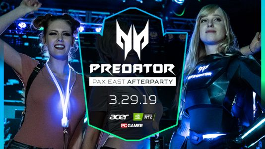 The Acer Predator After Party is returning to Pax East 2019