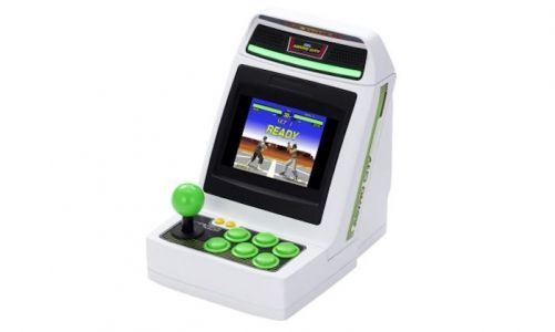 Sega Astro City Mini arcade cabinet comes with 36 games