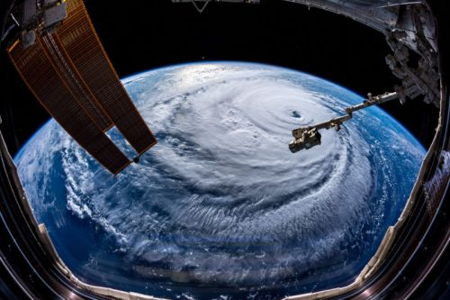 First-ever pre-storm study looks at climate change and Hurricane Florence