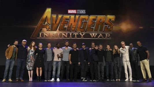 Avengers: Infinity War Will Be Marvel's Longest Movie Yet