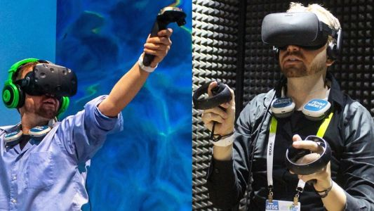 HTC looks to heal rift, welcomes Oculus owners to its Viveport VR store