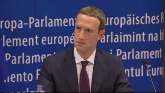 Mark Zuckerberg dodges question from European Parliament on Facebook 'shadow profiles'