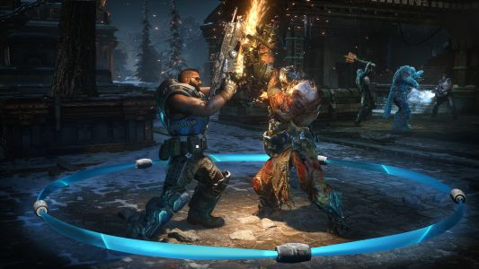 No season passes or loot boxes in Gears 5