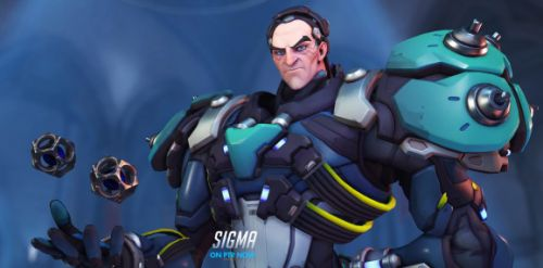 Overwatch's new gravity-controlling tank Sigma is what the game needs