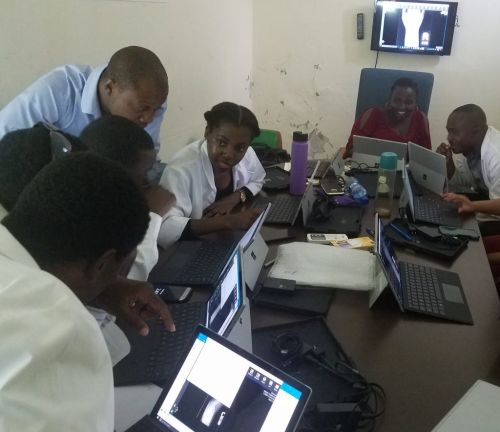 Training Haiti's radiologists: St. Louis doctor takes her teaching global