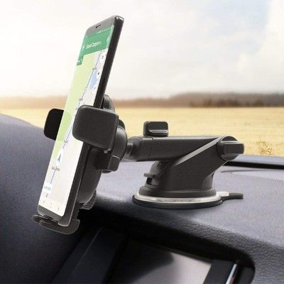 The $17 iOttie Easy One Touch 4 mounts your phone perfectly in your car