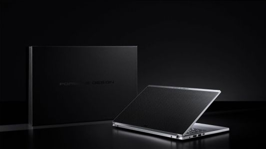 Acer And Porsche Team Up For A Brand New Laptop