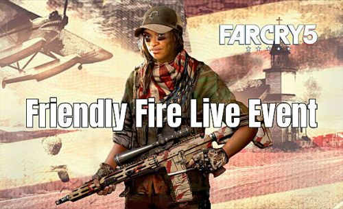 Far Cry 5 Friendly Fire Event - How to Get the MP34 Super Fast