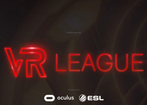 ESports VR League Announced By Oculus And ESL