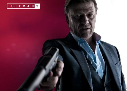 Hitman 2 Elusive Target is Sean Bean