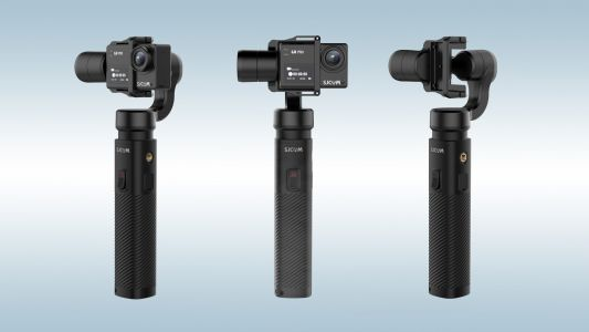 SJCAM's Gimbal 2 promises super-smooth footage on any action camera
