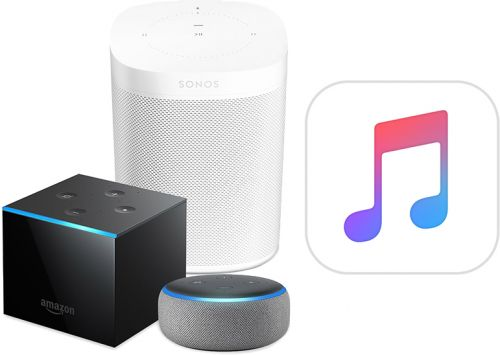 Alexa Now Supports Apple Music in Australia and New Zealand on Echo, Sonos, and Fire TV Devices