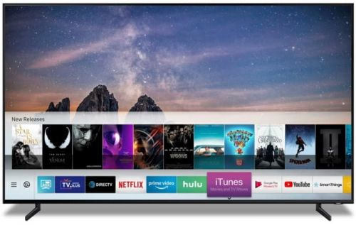 ITunes Movies and TV Shows app coming to Samsung's smart TVs
