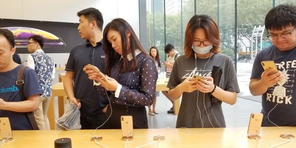 Chinese media says it's now 'embarrassing' to use an iPhone in China