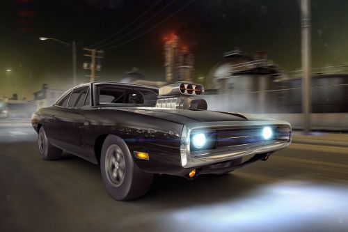 'Fast & Furious' About to Make a. Well, Fast & Furious Return to 'CSR Racing 2'