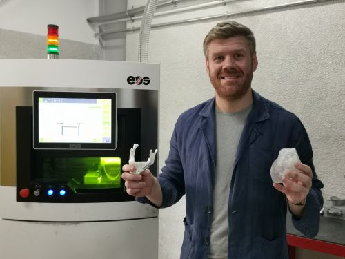 Sinterex aims to become a specialist in healthcare 3D printing