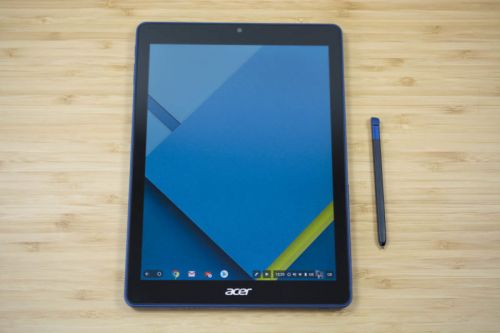 Acer Chromebook Tab 10 review: A good first Chrome OS tablet