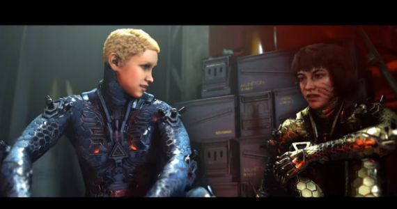 How Wolfenstein: Youngblood takes a lighter approach to killing Nazis