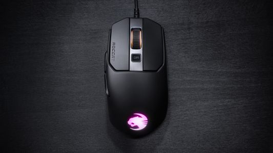 Roccat's new gaming mice use 'Titan Click' to make you quicker on the draw