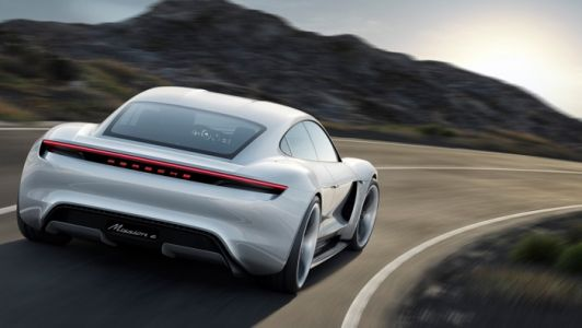 US Porsche Taycan owners will get three years of free charging at Electrify America