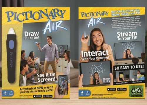 Digital Pictionary Air launches for $20