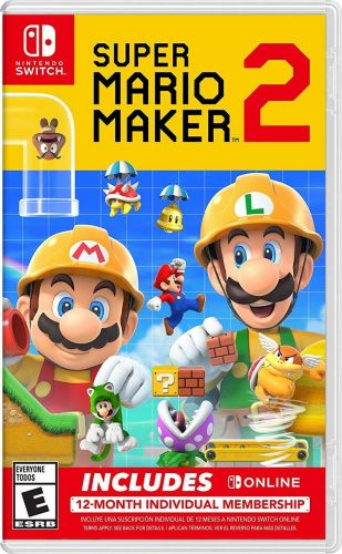 Which version of Super Mario Maker 2 should you get?