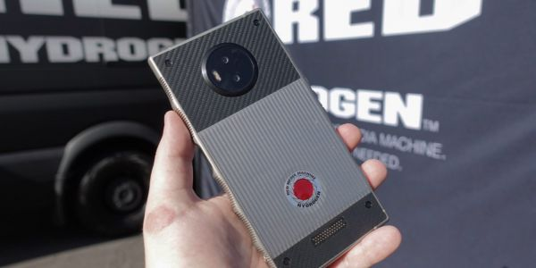 Red Hydrogen One infographic leaks full specs, design and features