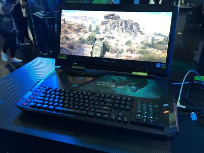 Acer Predator 21 X Laptop with Curved Display Now Available, Only 300 to Be Made
