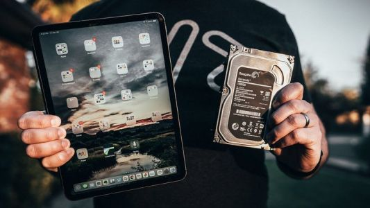 These are the best external hard drives for iPad