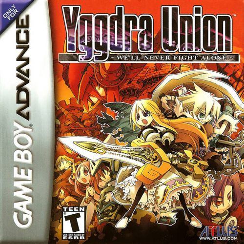 GBA Tactical RPG 'Yggdra Union: We'll Never Fight Alone' Is Coming to iOS and Android This Year in Japan