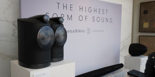 Bowers & Wilkins unveils ultra-premium 'Formation' home speaker line with AirPlay 2