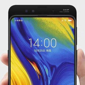 New Xiaomi Mi Mix 3 live image leaks, reveals phone's back side, two color options