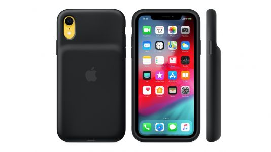 Apple's new battery cases give iPhone XS and iPhone XS Max longer battery lives