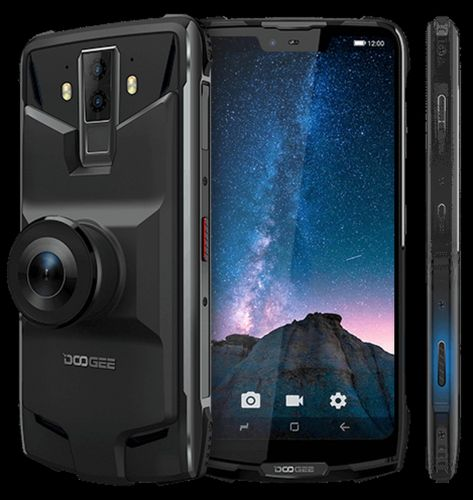 New DOOGEE S90 Variant Coming With 24W Charging & Helio P70