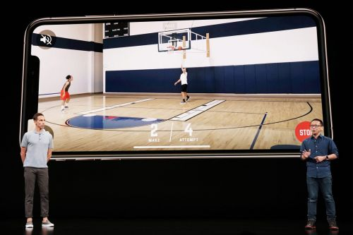 Homecourt 'Shot Science' AR update featured in iPhone XS keynote now available