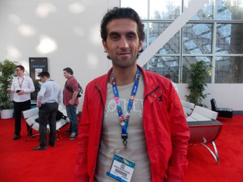 Passionate guy Josef Fares, an Electronic Arts partner, says the publisher effs up sometimes