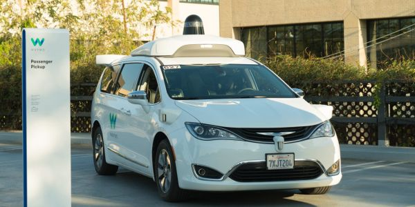Waymo self-driving car service launching within two months, directly competing w/ Lyft & Uber