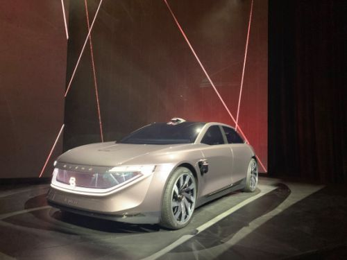 Byton readies three autonomous-ready electric cars for production as early as 2019