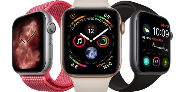 Supply-chain report says Quanta's Apple Watch Series 4 production at maximum capacity